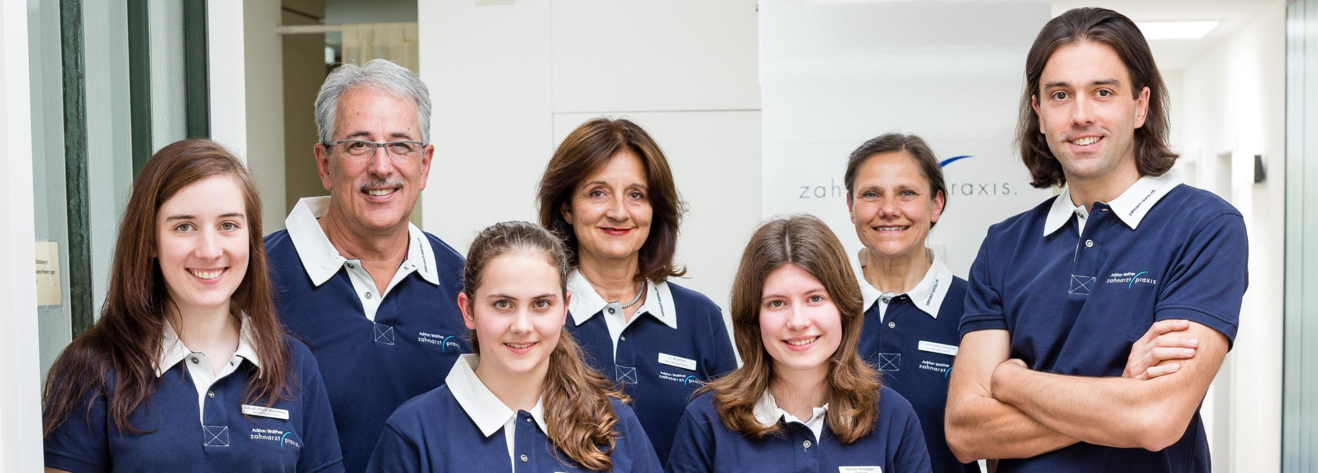 Team zahnarzt-aarau.ch
