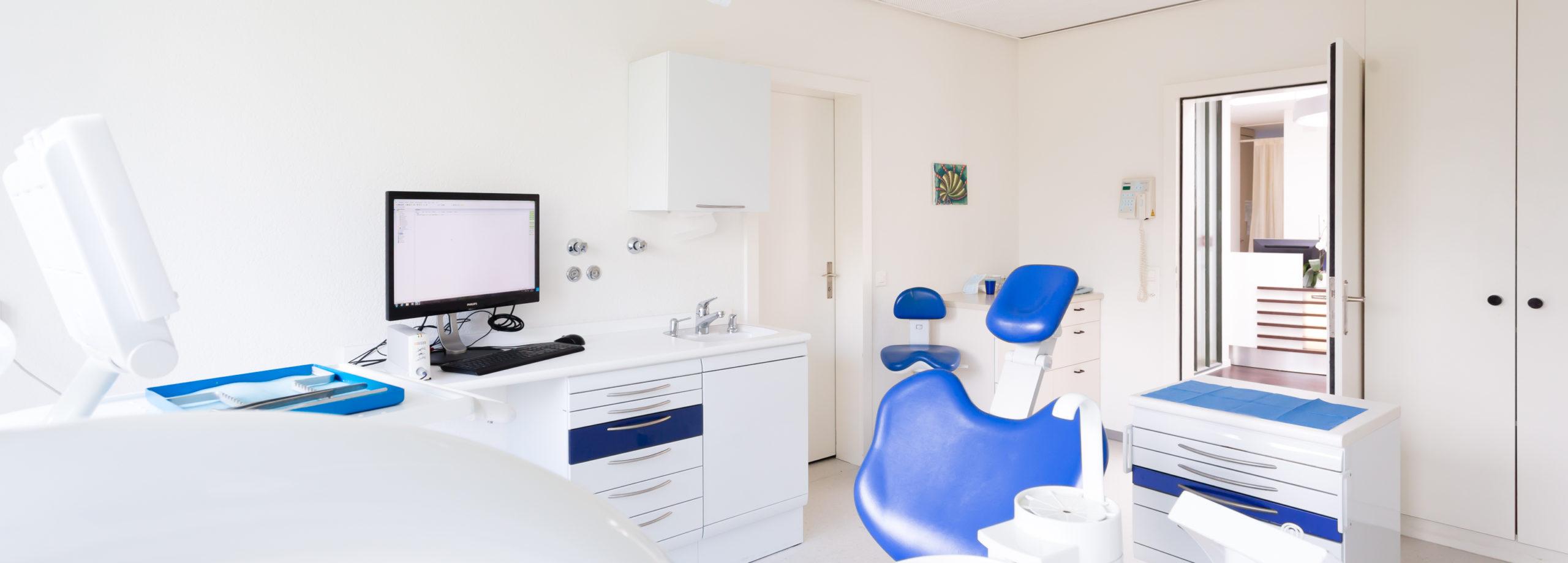 Behandlungszimmer zahnarzt-aarau.ch